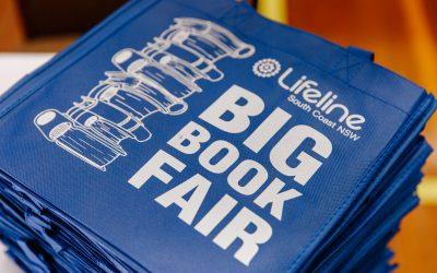 Become a Book Fair Volunteer